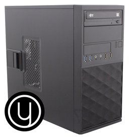 Yours! YOURS BLACK /INTEL I7 10th /16GB / 2TB + 480GB SSD/ HDMI /W10