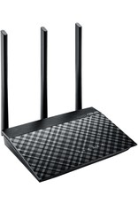 Asus ASUS RT-AC53 draadloze router Dual-band (2.4 GHz / 5 GHz) Gi (refurbished)