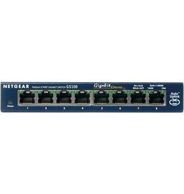 Netgear ProSafe 8 Port Gigabit Desktop Switch