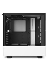 NZXT Case  H510 White / Glass window