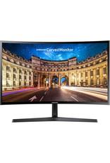 Samsung Mon  24nch CURVED / VA / HDMI / BLACK