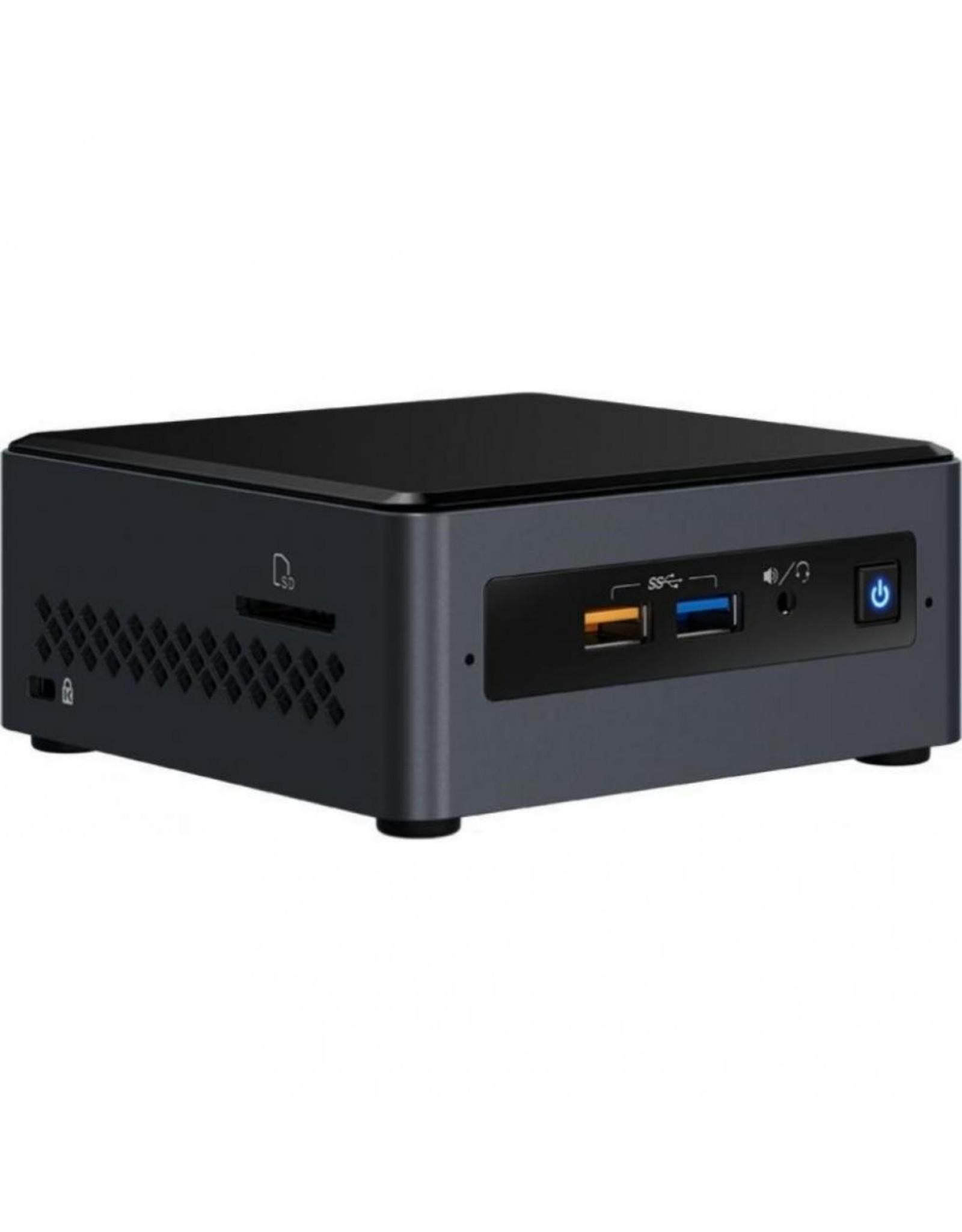 Intel NUC Pentium J5005 / QuadCore / 2 x HDMI / 2.5inch Bay