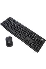 Logitech Ret. Wireless Desktop MK270