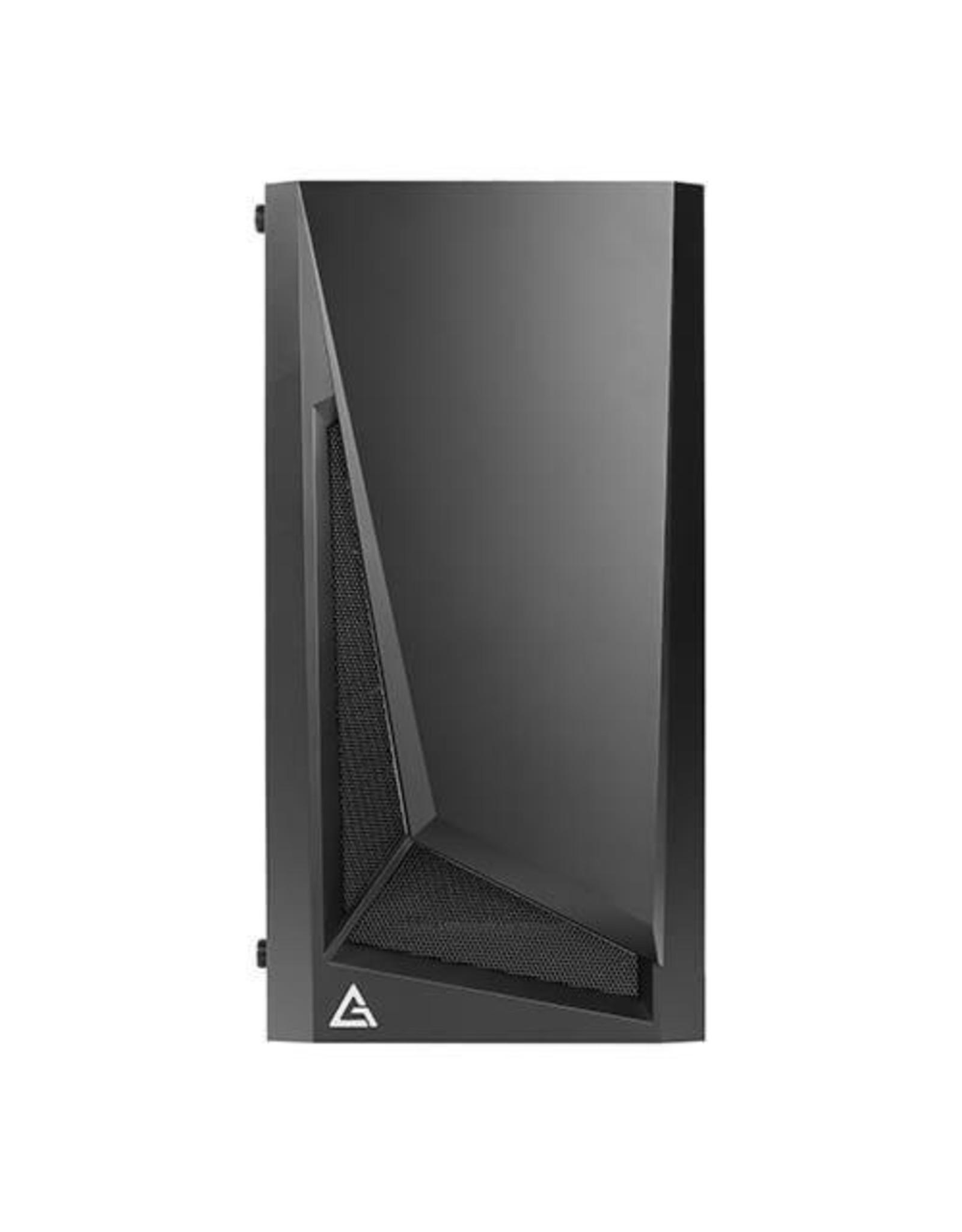 Antec Case  DP301M Black / micro-ATX mini-ITX / Window / RGB