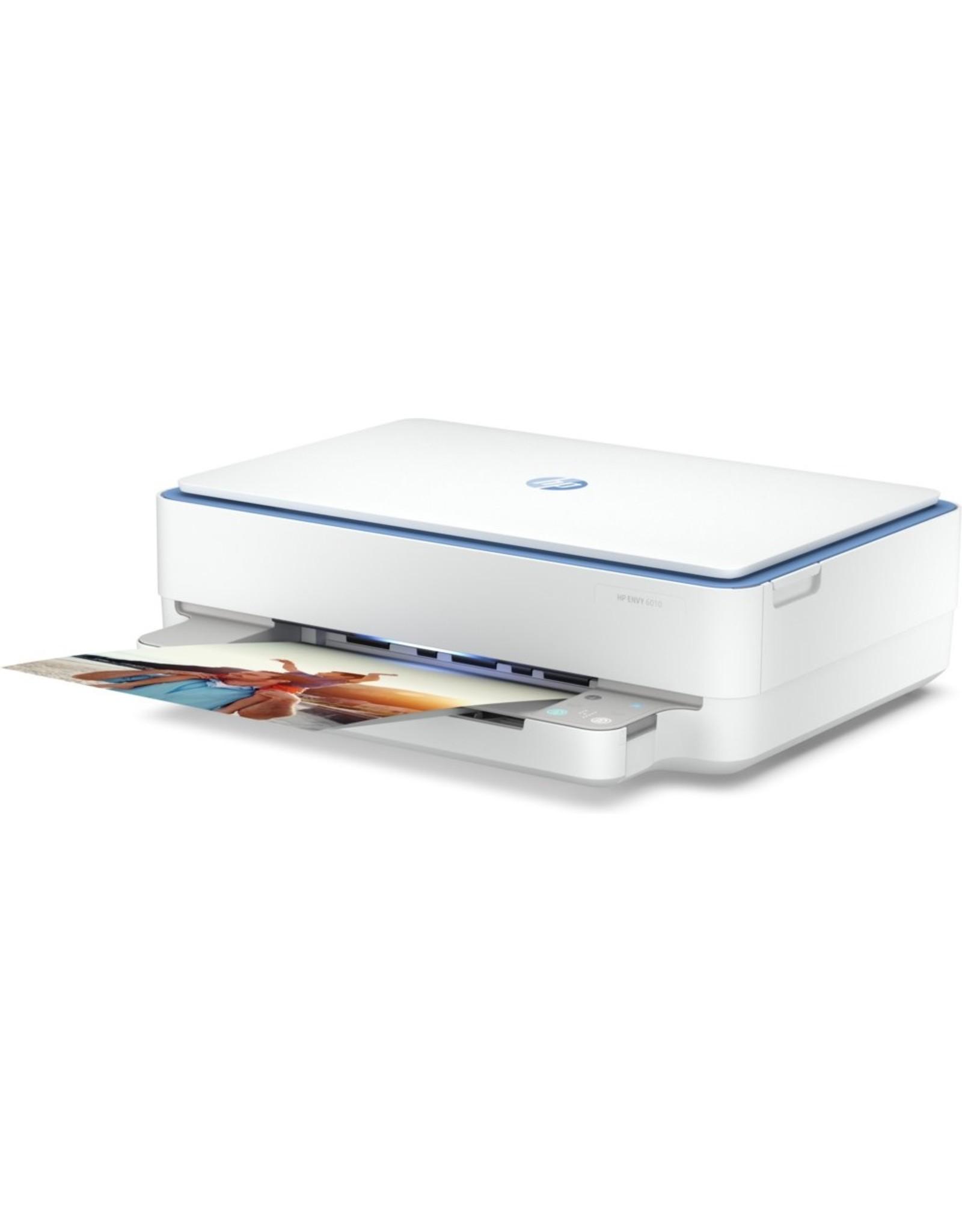 Hewlett Packard HP Envy 6010 AiO / Color / WiFi