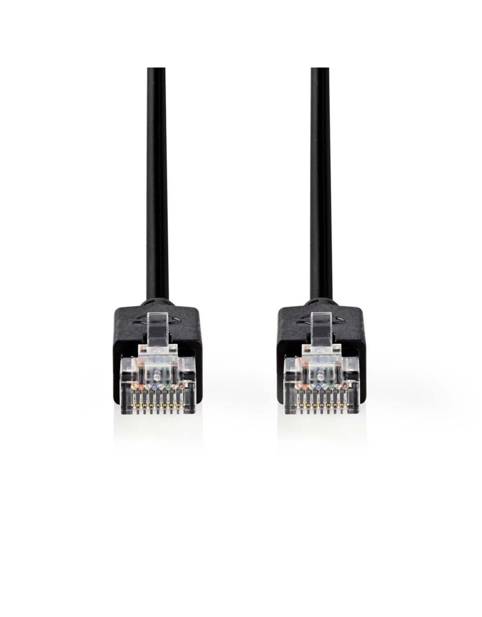 Nedis CAT6 F/UTP-netwerkkabel/RJ45 5m Antraciet