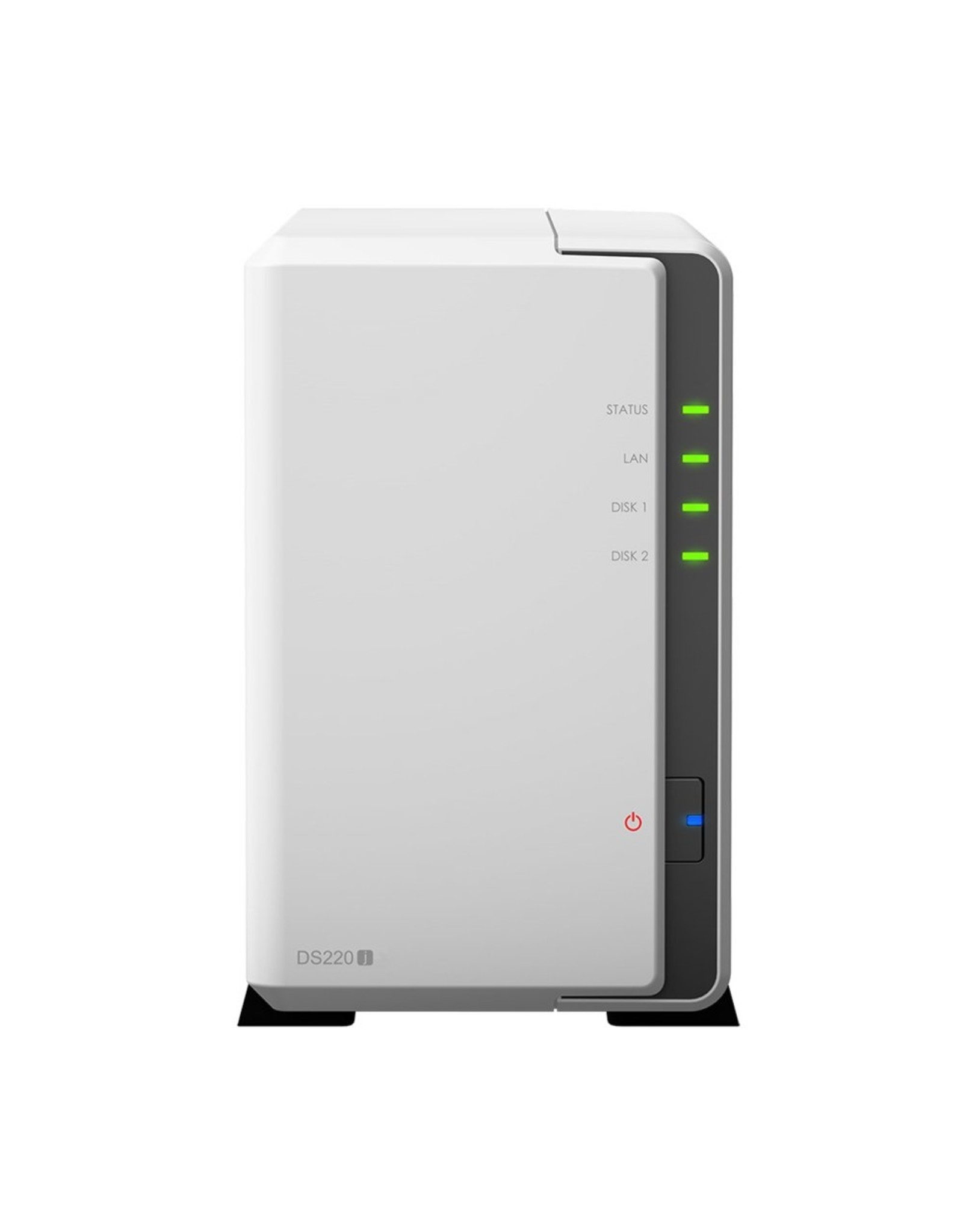 Synology DiskStation DS220J Ethernet LAN Mini Tower Wit NAS