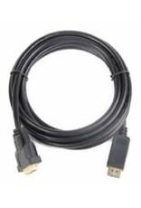 OEM Gembird CC-DPM-DVIM-6 video kabel adapter 1,8 m DisplayPort