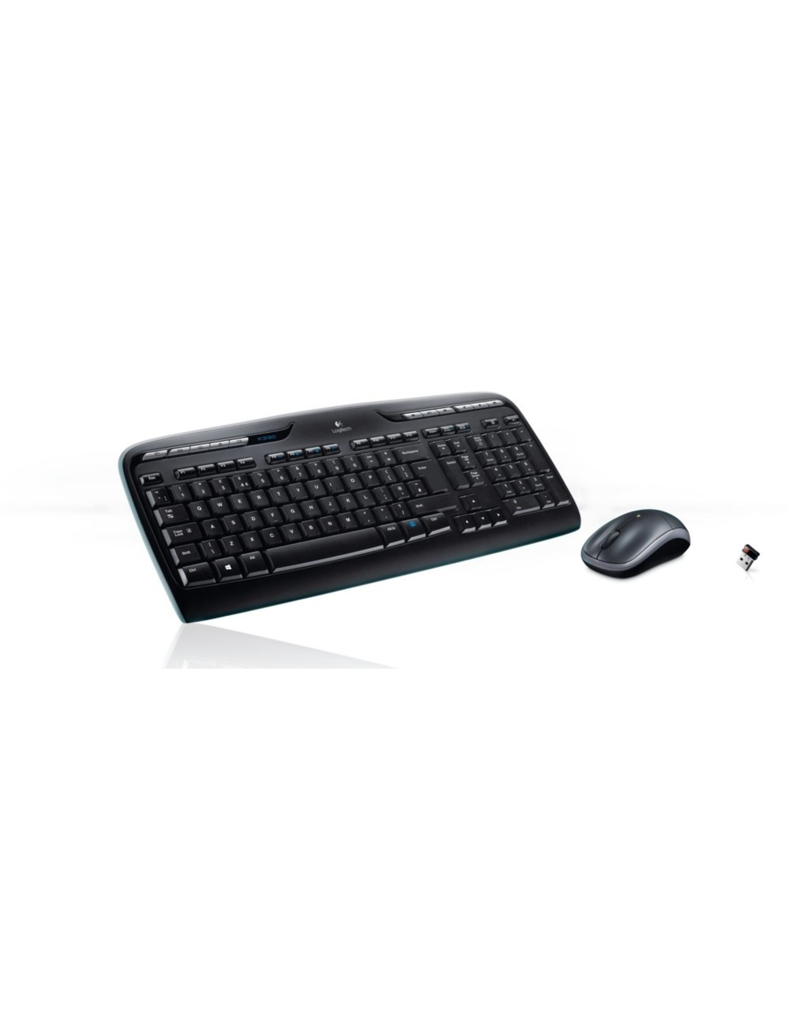 Logitech Ret. Wireless Combo Desktop MK330