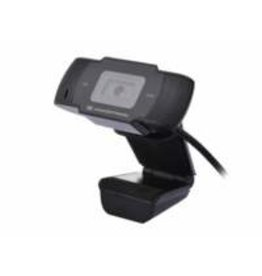OEM Conceptronic AMDIS 720P HD with Microphone webcam 1280 x 720 Pixels USB 2.0 Zwart