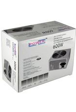 LC-Power PSU  600W ATX Zilver