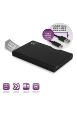 Ewent USB-C 3.2 Harde Schijf Behuizing 2,5 inch SATA