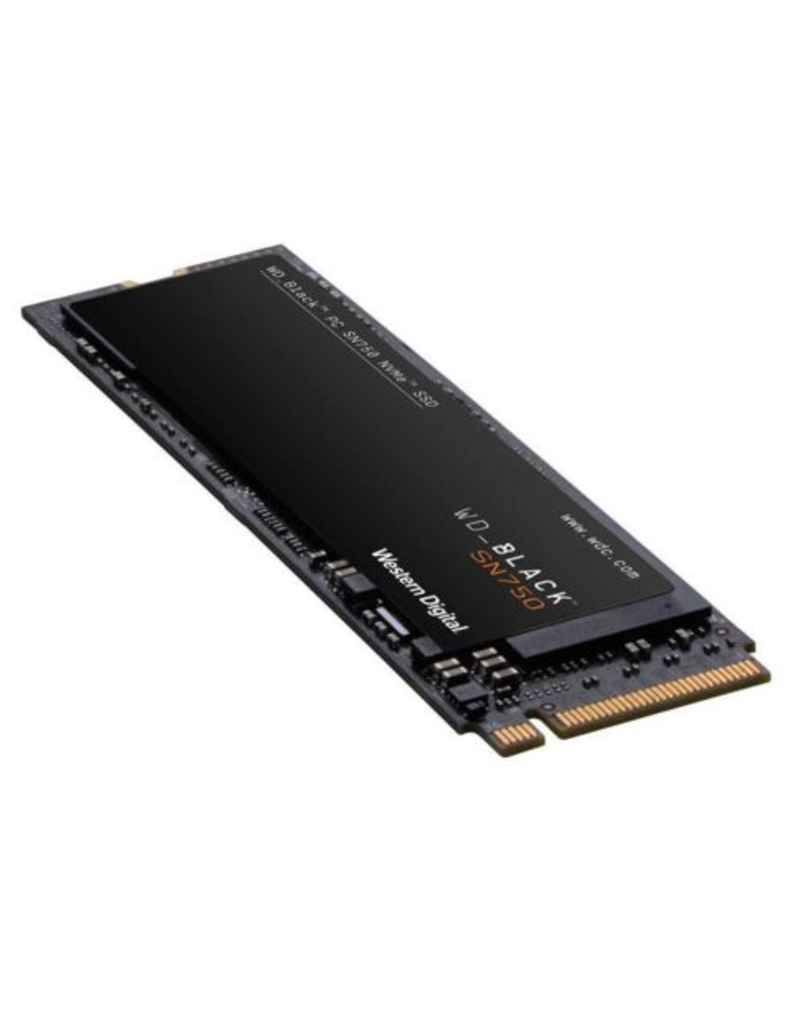 Western Digital SSD WD Black SN750 NVME m.2 500GB ( 3470MB/s read 2600MB/s)