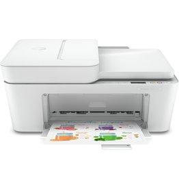 Hewlett Packard HP DeskJet Plus 4120 AIO / WiFi / Auto Doc Invoer / Wit (refurbished)