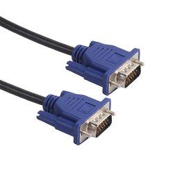 Ewent ACT 5m VGA VGA (D-Sub) VGA (D-Sub) Zwart VGA kabel