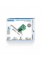 Eminent 10/100/1000 Mbps PCI-e Networking adapter