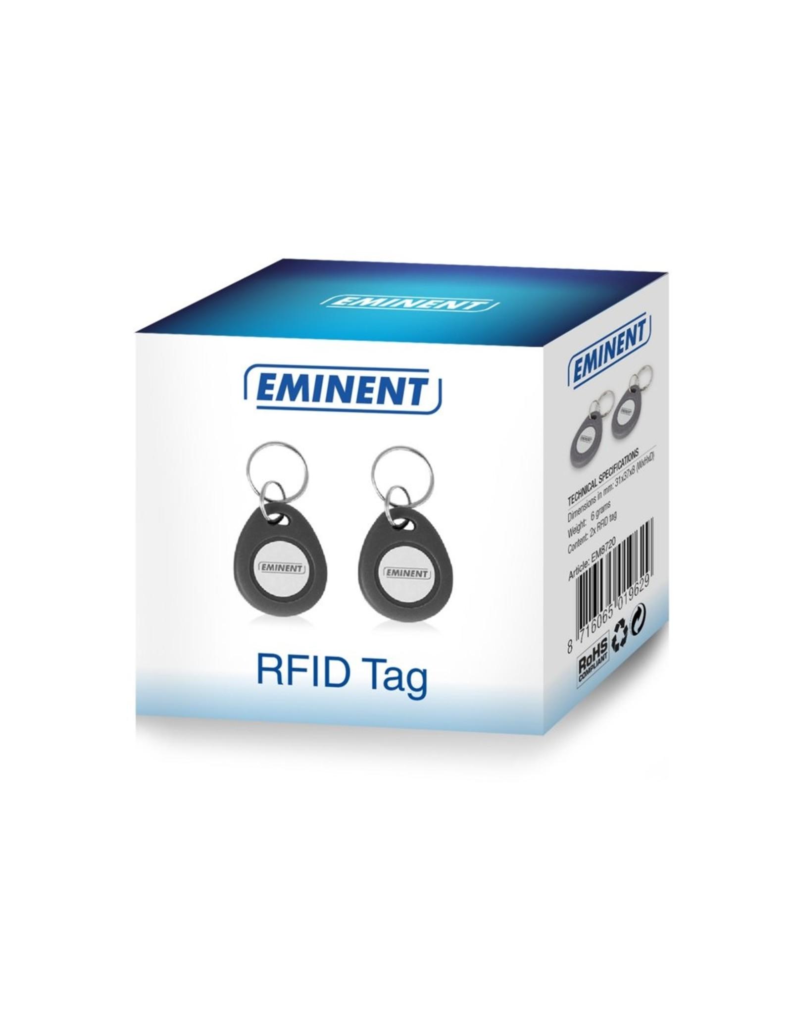 Eminent RFID Tag for EM8710 wireless alarm system, 2 pieces