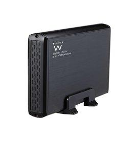 """Ewent EW7051 behuizing voor opslagstations 3.5"""" Zwart"""