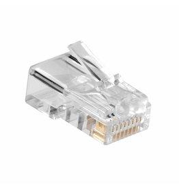 Ewent EW9002 RJ-45 Transparant kabel-connector