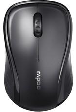 Rapoo M280 Wireless Mouse - Black