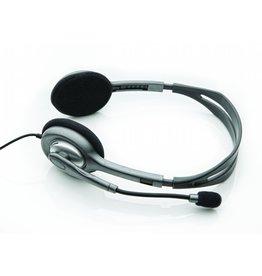 Logitech Ret. H110 Stereo Headset (refurbished)