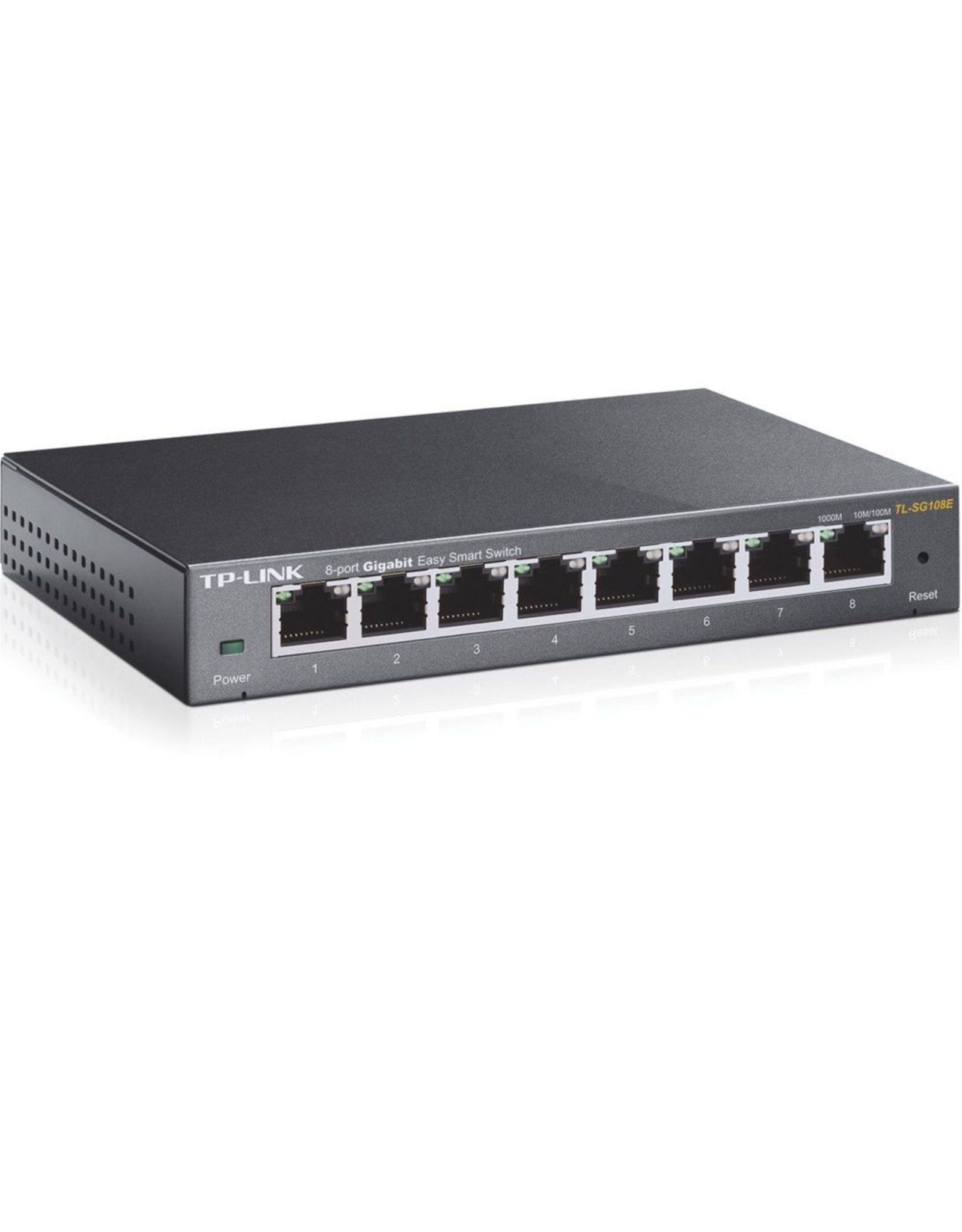 TP-Link 8-Port Gigabit Easy Smart Switch