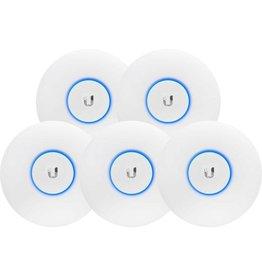 Ubiquiti UniFi Indoor, 2.4GHz/5GHz, 5-pack