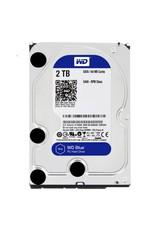 Western Digital HDD WD Blue™ 2TB IntelliPower - 64MB - SATA3 3.5inch