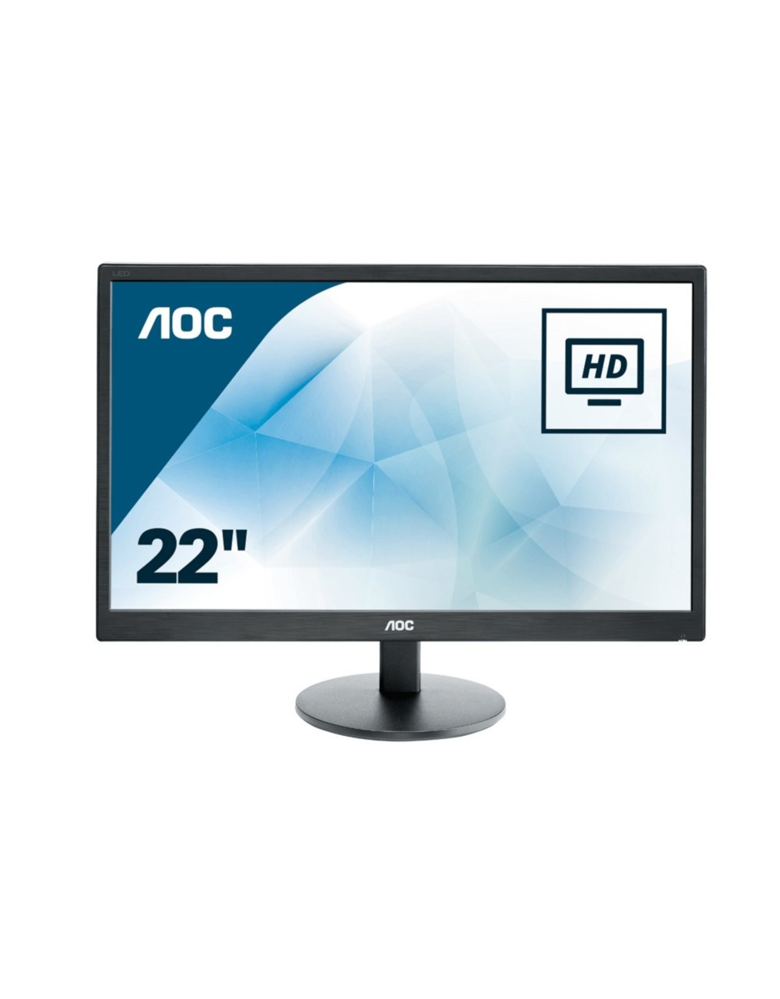 AOC MON  E2270swn 21.5inch / LED / VGA / FULL-HD (refurbished)