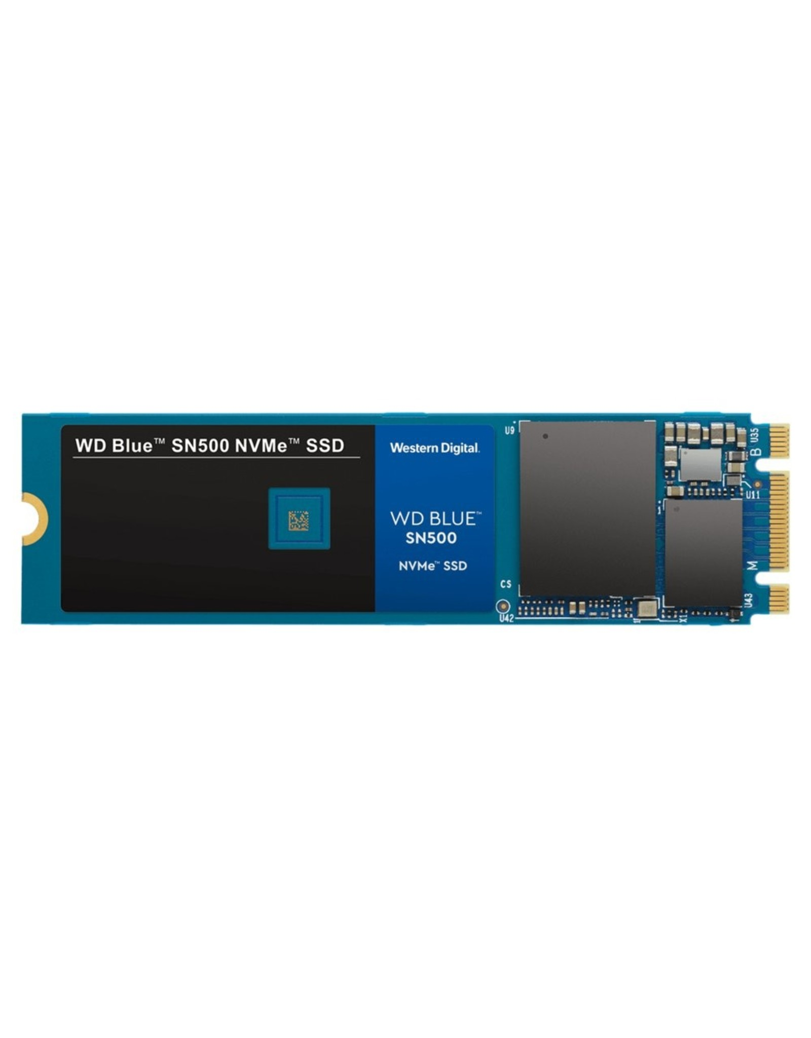 Western Digital SSD WD Blue SN550 NVMe M.2 500GB PCI Express