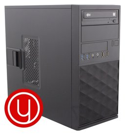 Yours! YOURS RED / INTEL I5 10th / 8GB / 2TB + 240GB  / HDMI / W10