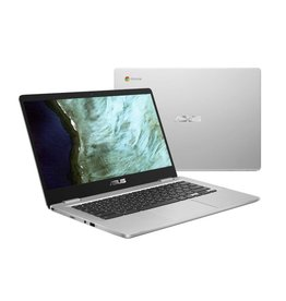 Asus Chromebook 14.0 F-HD N3350 / 4GB / 64GB EMMC