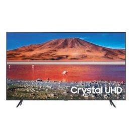 "Samsung Series 7 UE55TU7172U 139,7 cm (55"") 4K Ultra HD Smart TV Wi-Fi Koolstof, Zilver (refurbished)"