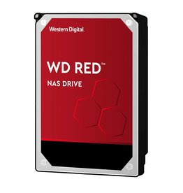 Western Digital HDD WD Red 6TB - 3.5inch - SATA3 (refurbished)