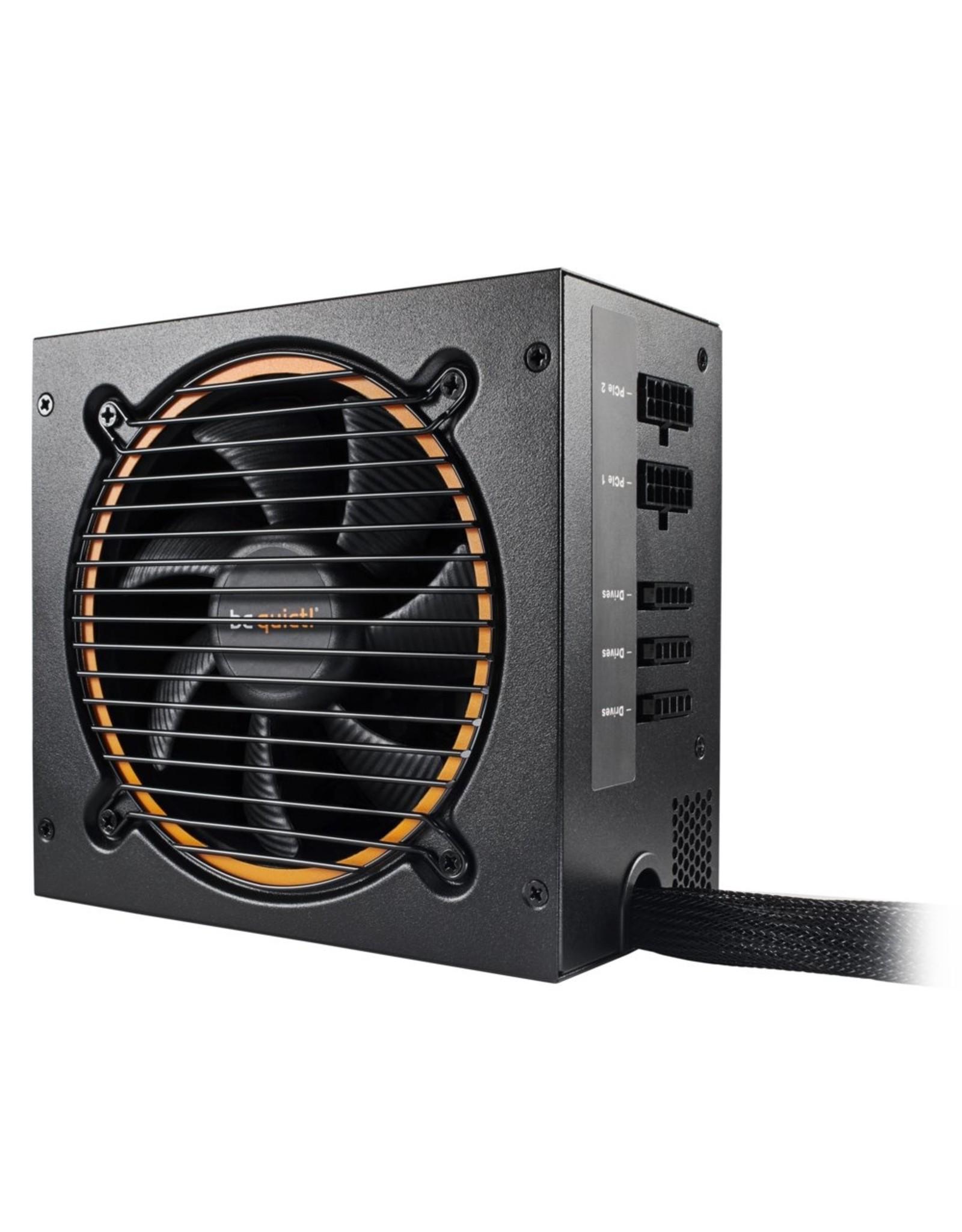 be quiet! PSU Be quiet! Pure Power 11 500W CM 20+4 pin ATX ATX Zwart