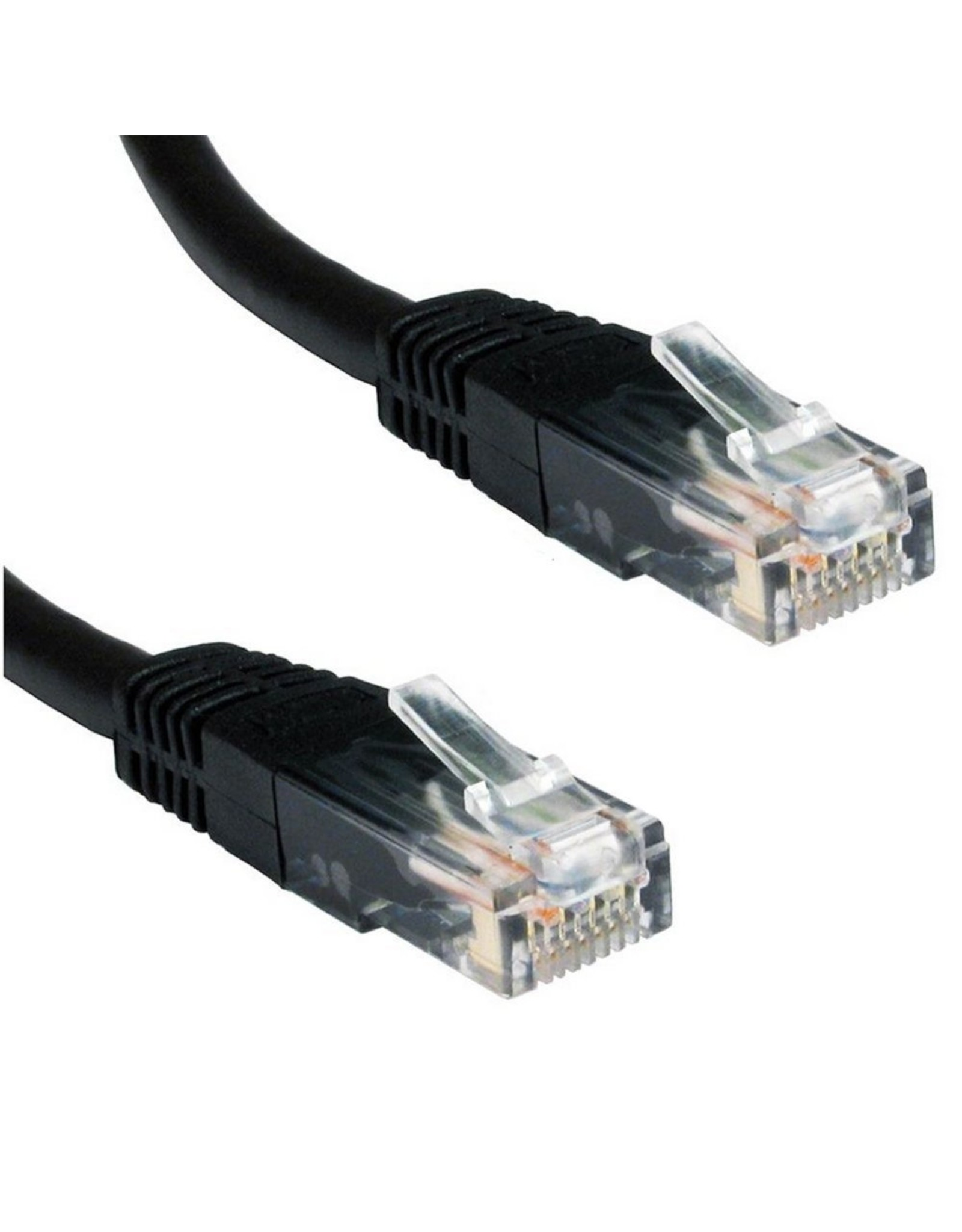 Ewent OEM CAT5e Networking Cable 1 Meter Black