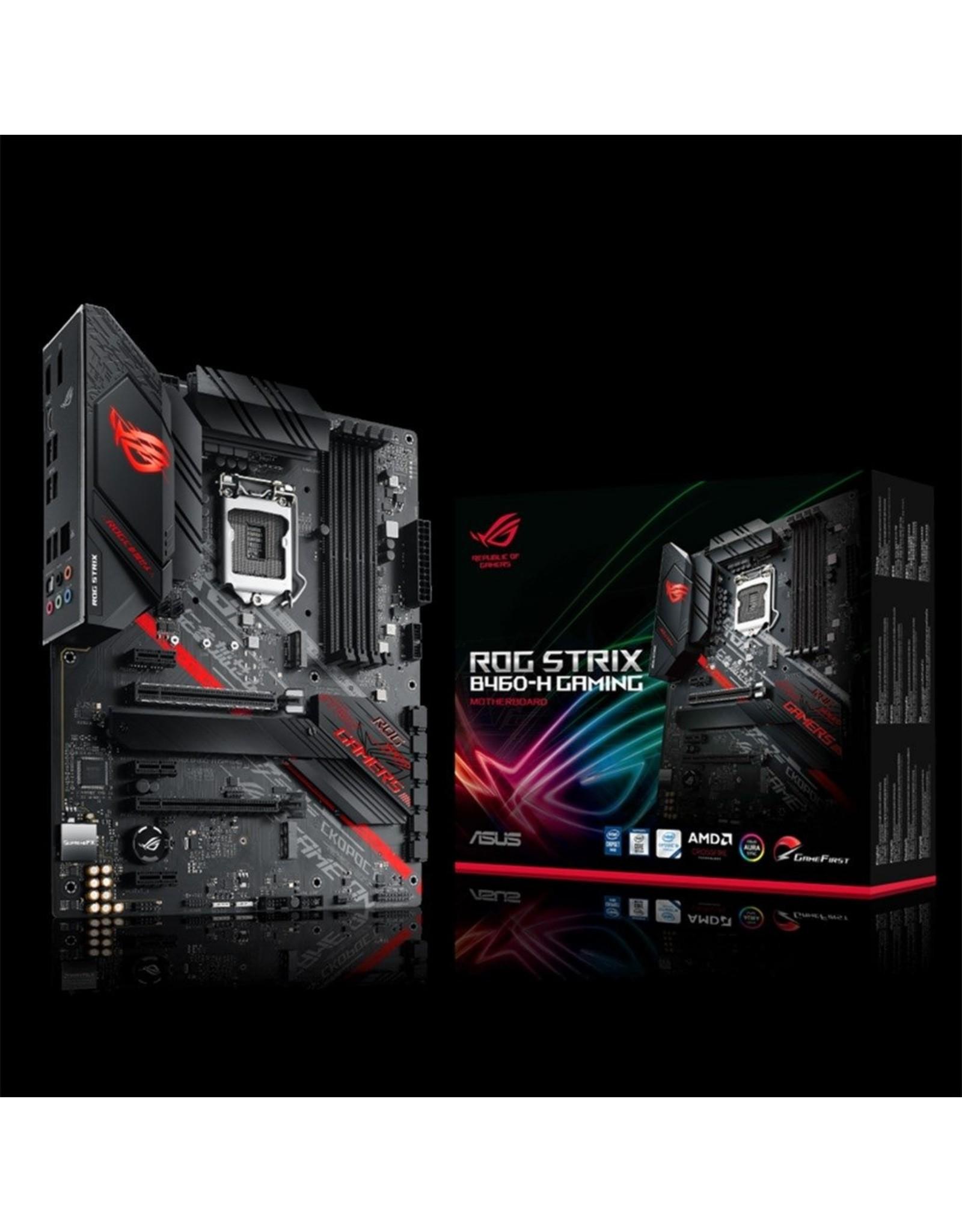 Asus MB  ROG STRIX B460-H GAMING Intel B460 LGA 1200 ATX