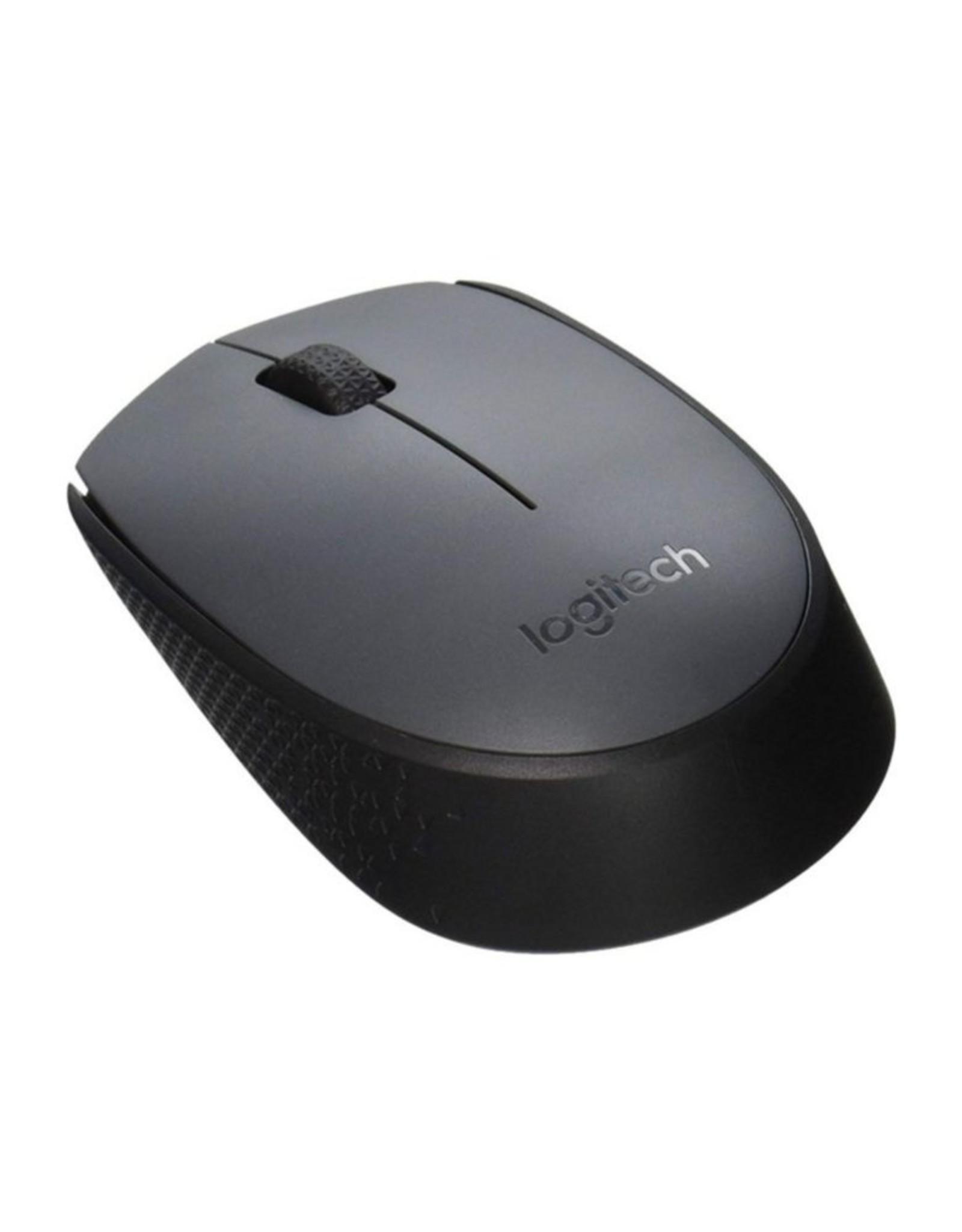 Logitech M170 Wireless Mouse Grey