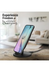 Ewent Universal fast wireless charging stand for smartphone