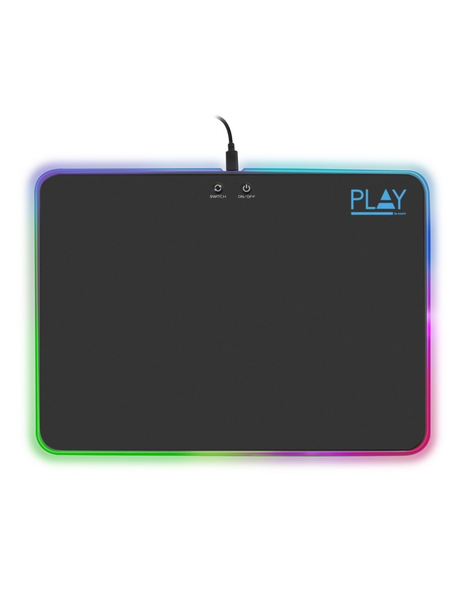 Ewent Play Gaming RGB Mouse Pad