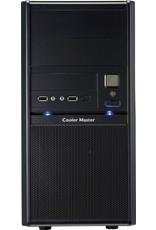 CoolerMaster CASE Cooler Master Elite 342 Mini-Toren Zwart
