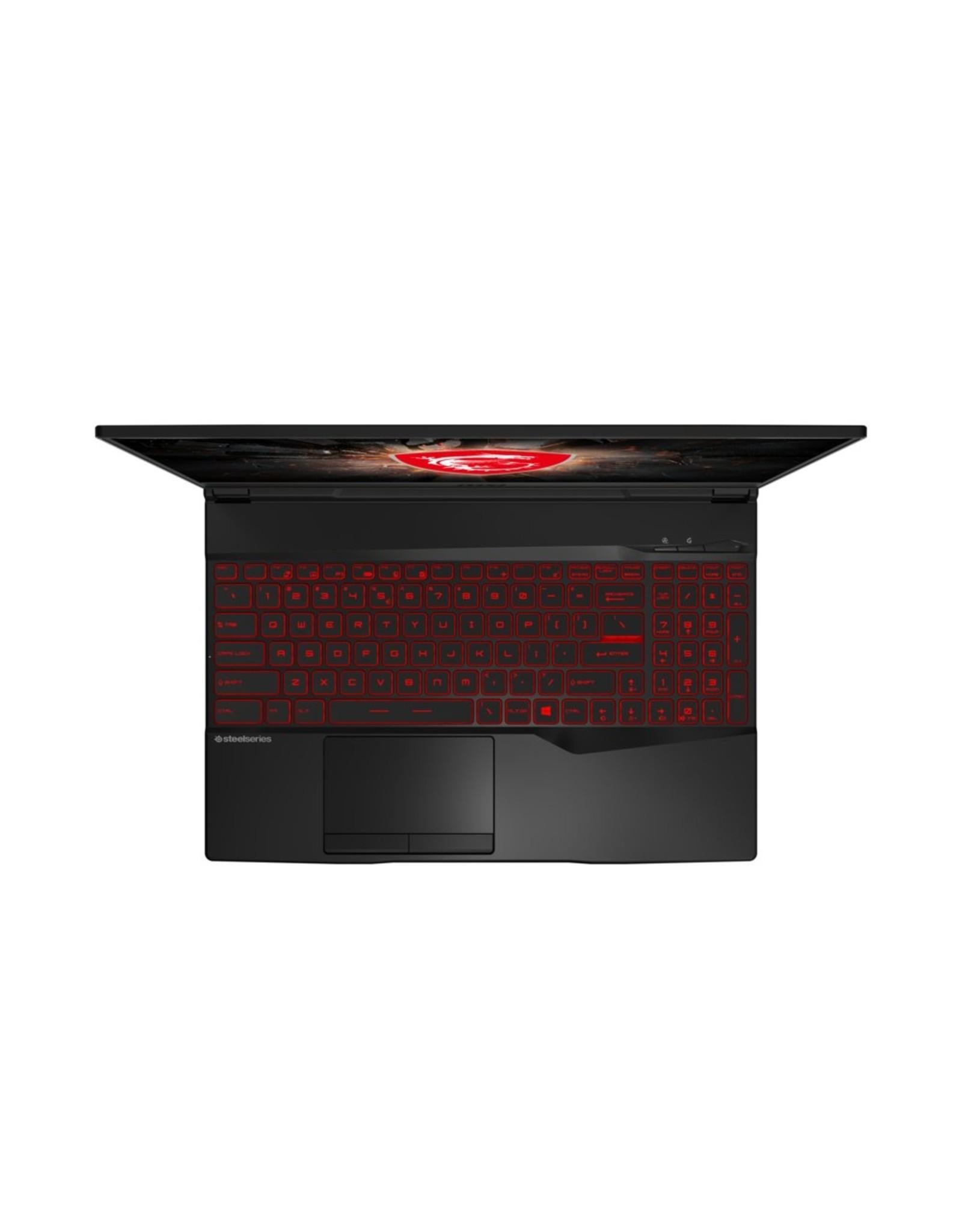 MSI GAMING 15.6 F-HD i7-10750H 16GB 512GB  RTX 2070 W10h