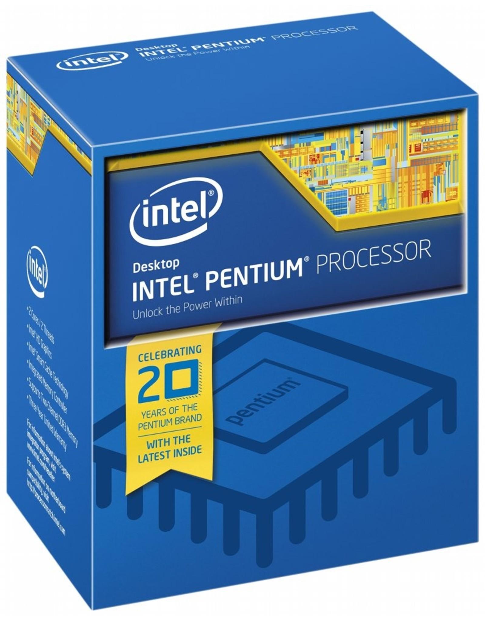 Intel Pentium Processor 2C G4500 3.5GHz 3MB Cache (refurbished)