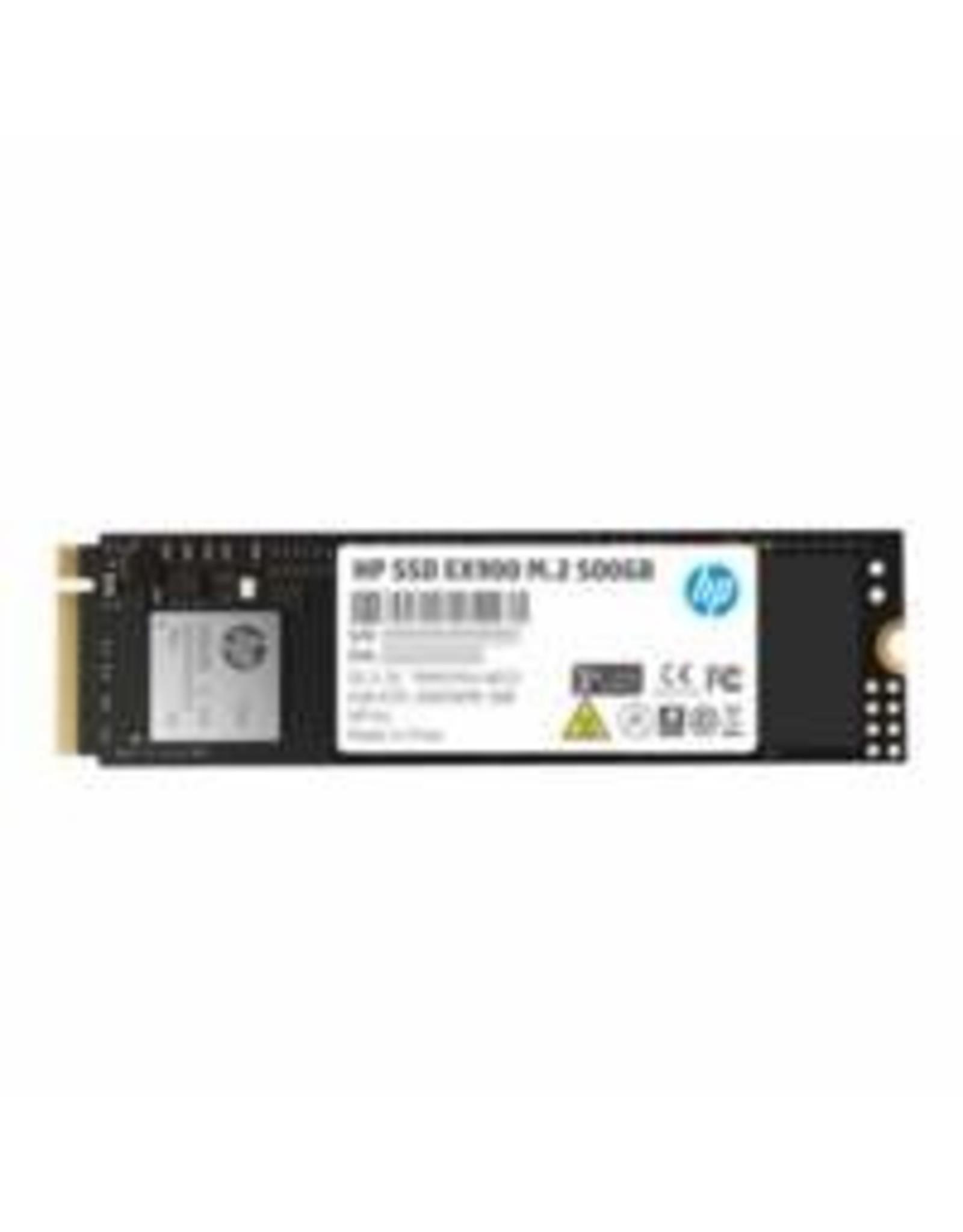 Hewlett Packard SSD 512GB HP M.2 PCI-e NVMe EX900 retail 2100mpbs /1500 mpbs