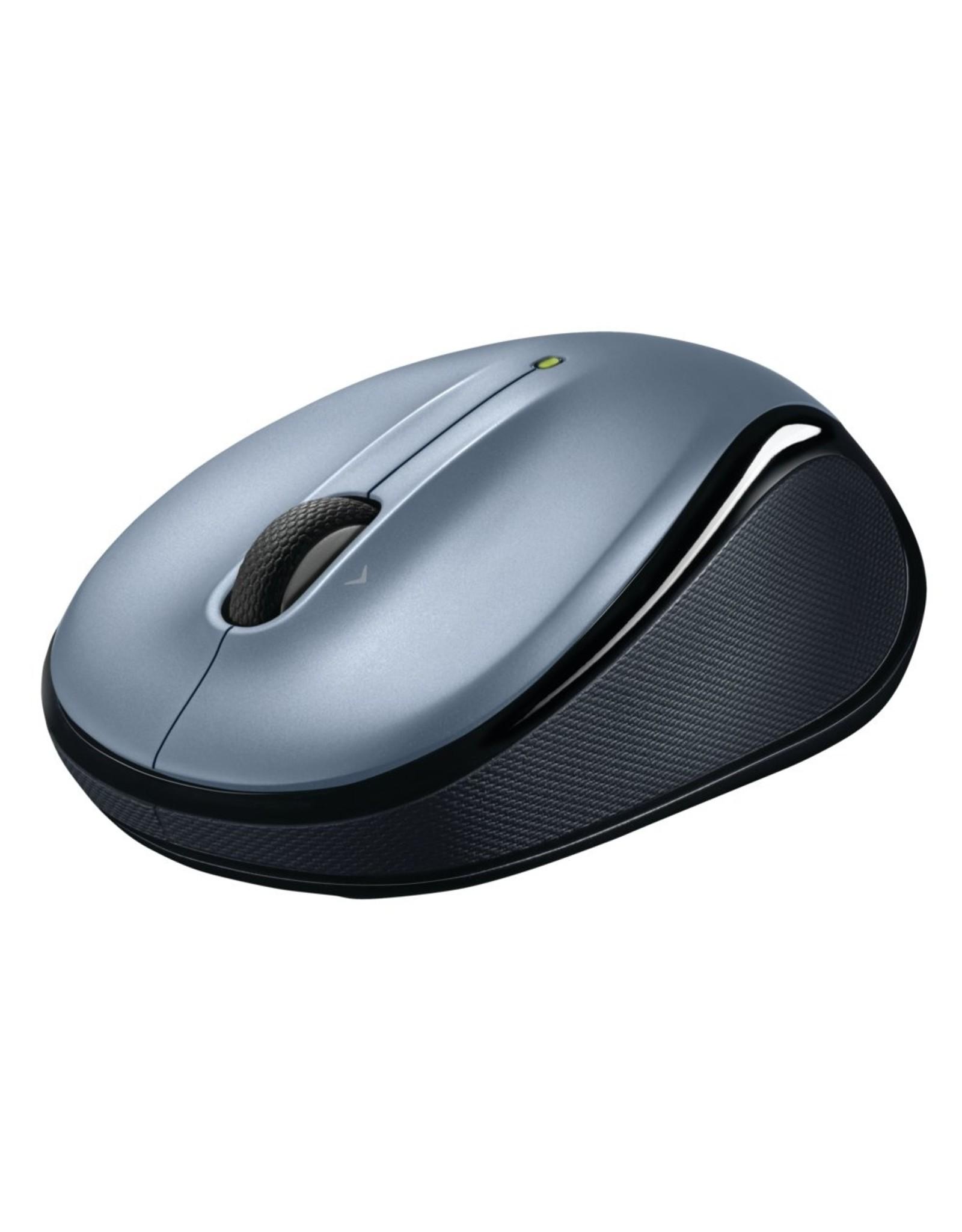 Logitech Ret. Wireless Mouse M325 Licht Zilver