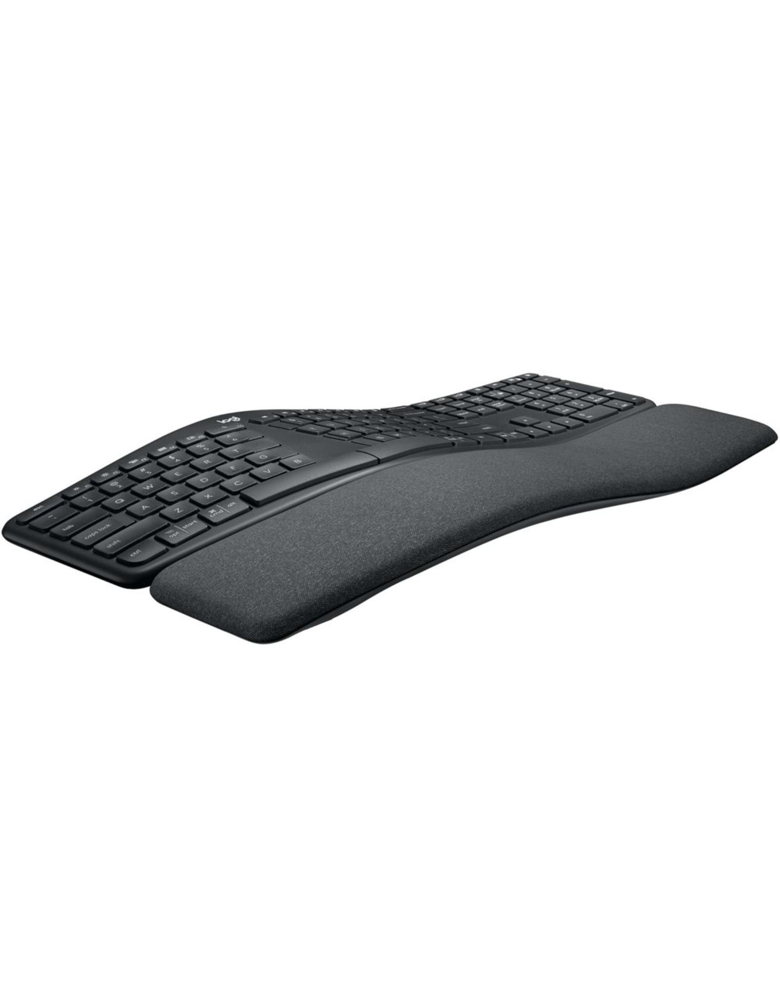 Logitech Ergo K860 toetsenbord RF-draadloos + Bluetooth US I