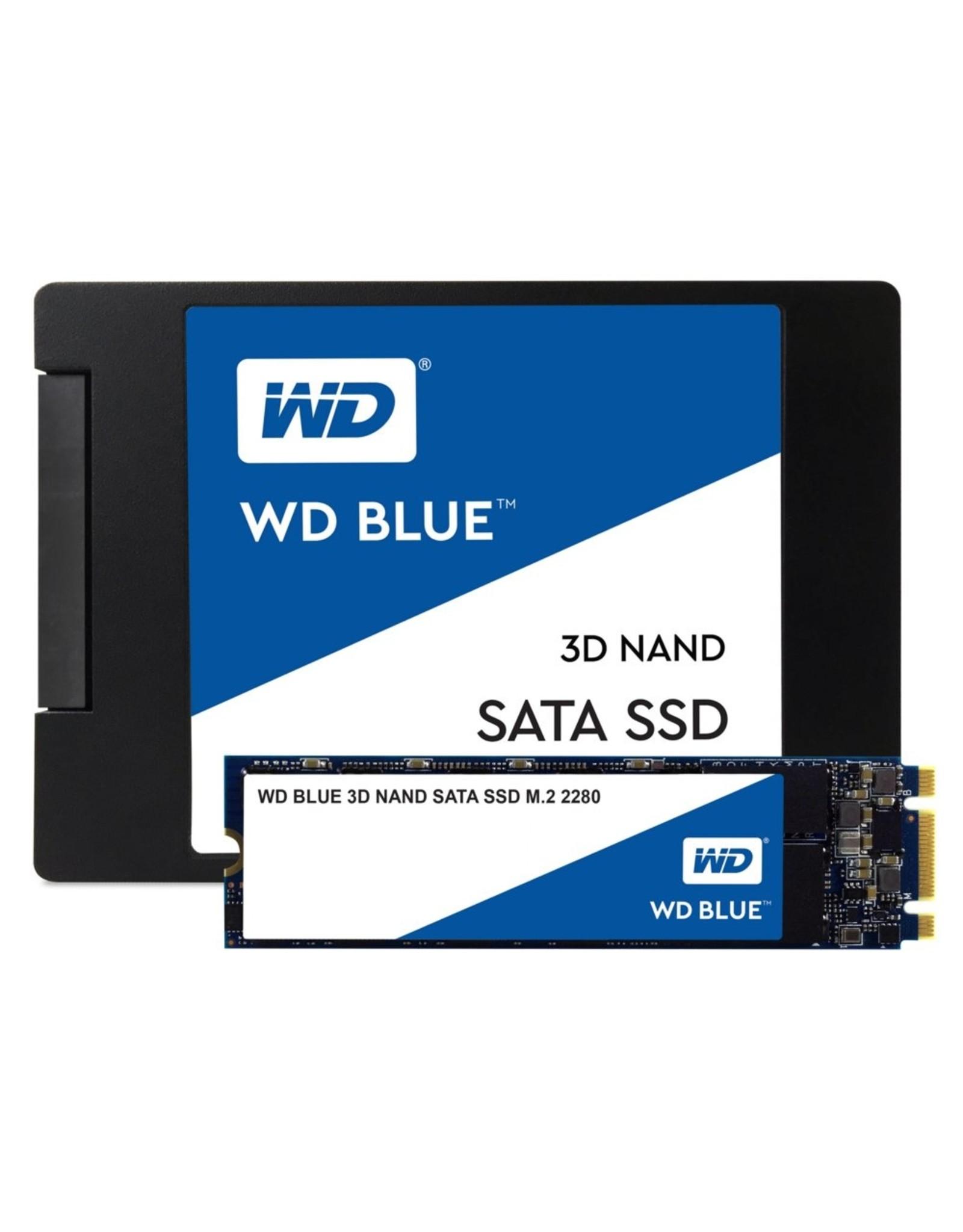 Western Digital SSD WD Blue 500GB m.2 2280 ( 560MB/s read 530MB/s)
