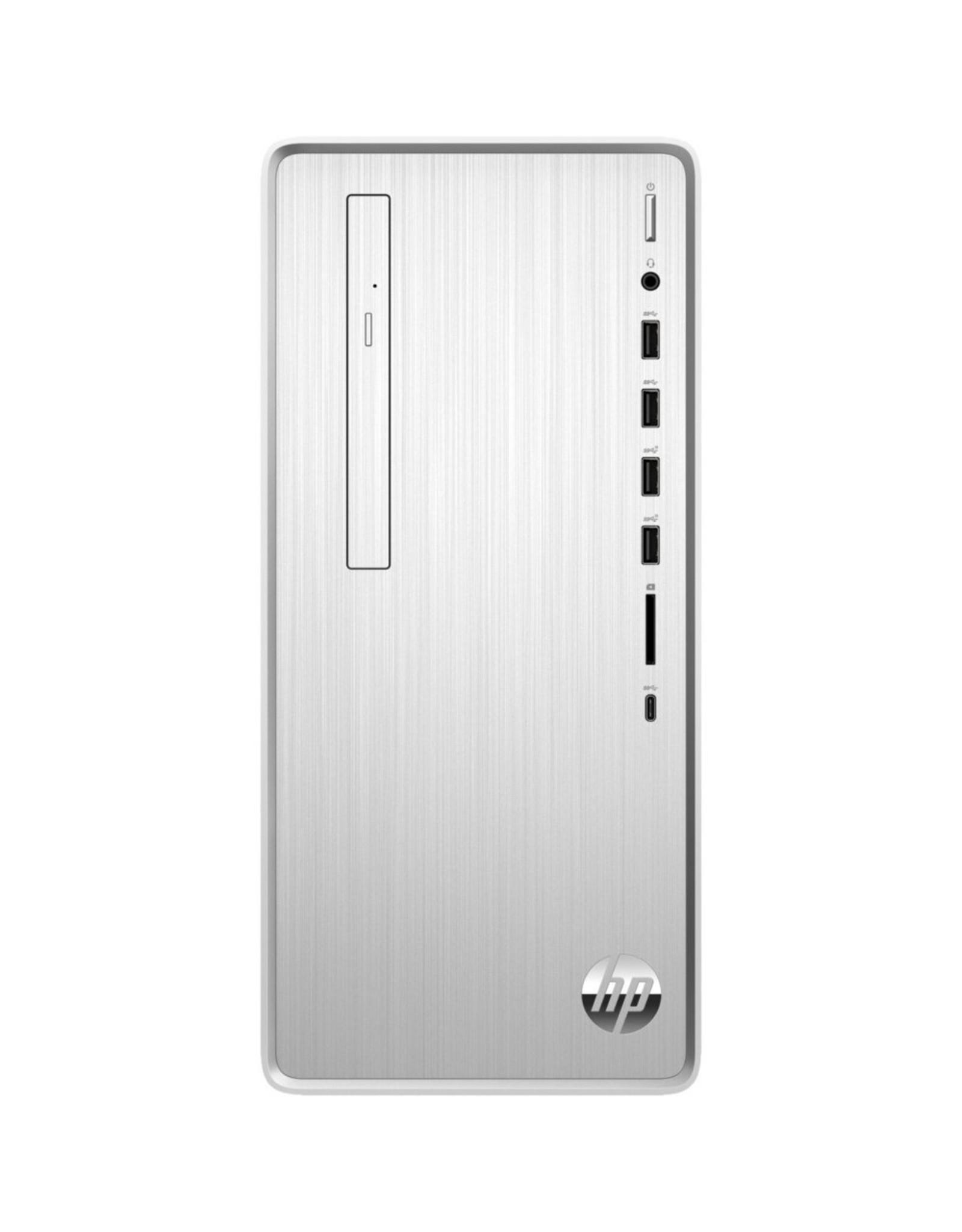 Hewlett Packard HP Pav. Desk.  Ryzen 7 4700G / 16GB / 512GB / DVD /  W10 PRO