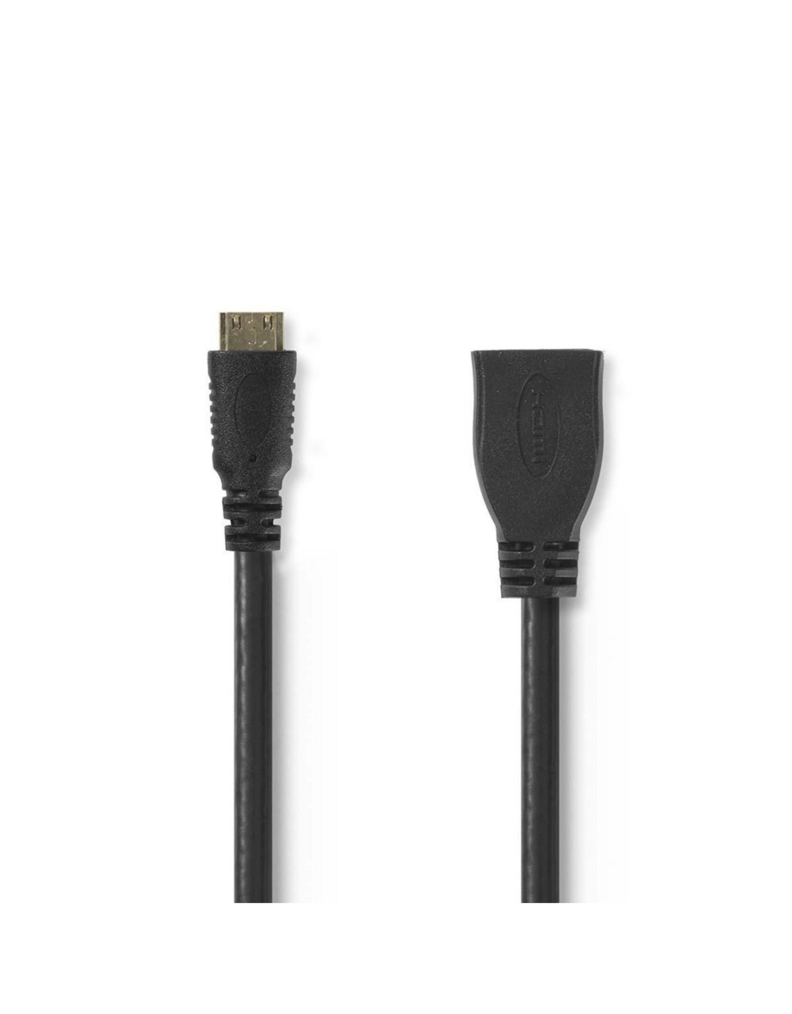 OEM Kabel High Speed HDMI ethernet HDMI mini-connector 0.2m