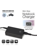 Ewent Notebook charger Home 70Watt, 11 tips, automatic
